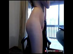 18+ erotic category cam_porn (269 sec). Big boobs gorgeous live show from the vocation room.