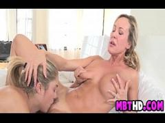 Good romantic video category milf (355 sec). Sensual step mom 5  002.