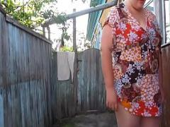 Best video category amateur (198 sec). Russian mother of pissing in the nylon pantyhose.