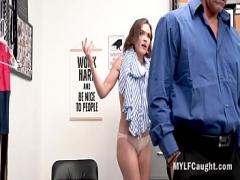 Sex x videos category milf (493 sec). Horny MILF Whore Shoves Things Up Her Ass- Krissy Lynn.