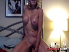 Sexy x videos category milf (582 sec). Sexy muscular busty cougar with french accent.