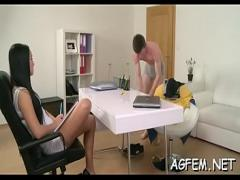 Sex amorous video category blowjob (308 sec). Female agent is all about wild sex.