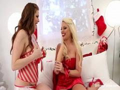 Best videotape recording category lesbian (422 sec). Britney Amber Lesbian Christmas.