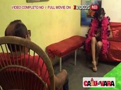 Nice stream video category latina (630 sec). Morena jovem casada fodendo com o porteiro do preacute_dio.
