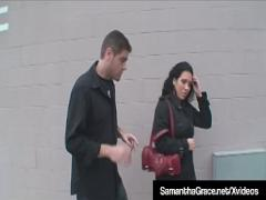 Good video category bdsm (660 sec). Student Samantha Grace Is Picked Up Tied amp_ Abused!.