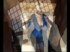 Sexy sensual video category interracial (221 sec). Thugs On The Hunt, Part II (Interracial Comics Compilation).