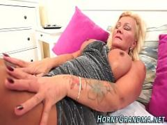Nice erotic category mature (375 sec). Spunk mouthed granny blow.