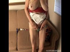 Good stream video category milf (694 sec). Trashy old spunker thinks of you as she fucks her juicy pussy.